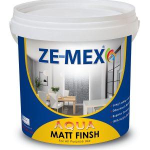 ZE-MEX AQUA Matt Finish