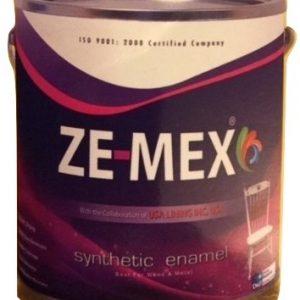 ZE-MEX Synthetic Enamel: Wood & Metal