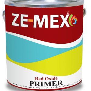 ZE-MEX Red Oxide Primer