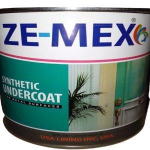 ZE-MEX Undercoat: For Wall, Metal & Wood