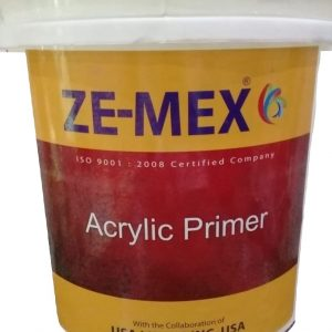 ZE-MEX Acrylic Primer(Water Based)